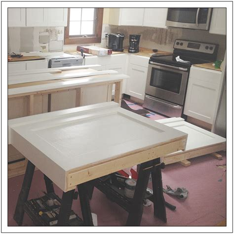 How To Build Kitchen Cabinet kitchen island 21 copy build basic
