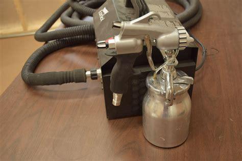 hvlp spray gun reviews woodworking earlex 6000 series hvlp sprayport tool review