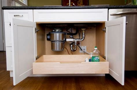 kitchen sink pull out storage kitchen makeover 28 kitchen amenities you ll wish you
