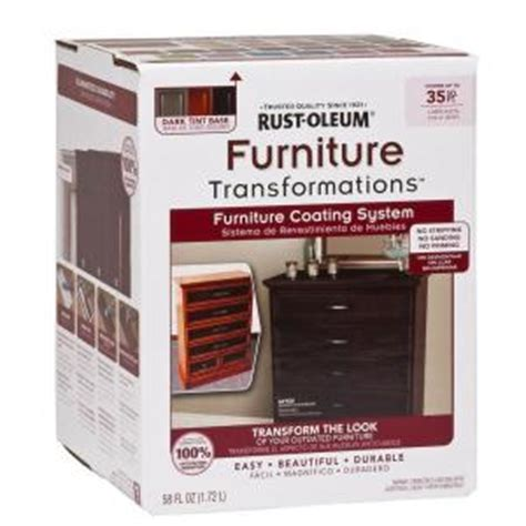 home depot paint kit rust oleum transformations furniture transformations kit