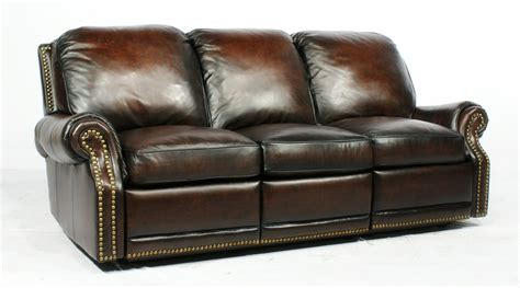 leather sofas with recliners plushemisphere and stylish reclining leather sofas