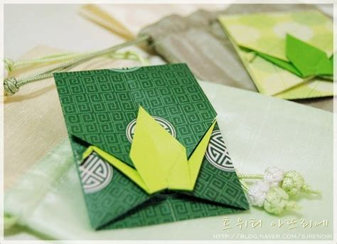 origami crane envelope origami envelope craft