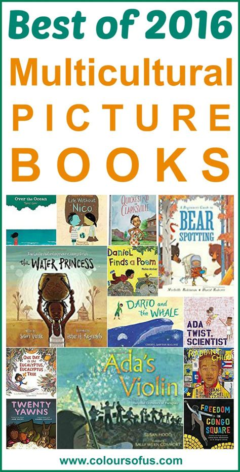 diversity picture books the 40 best multicultural picture books of 2016 colours