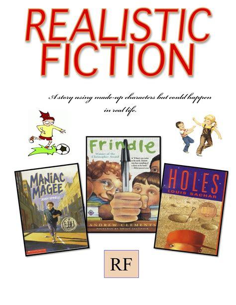 realistic picture books mr goff s class genre series realistic fiction