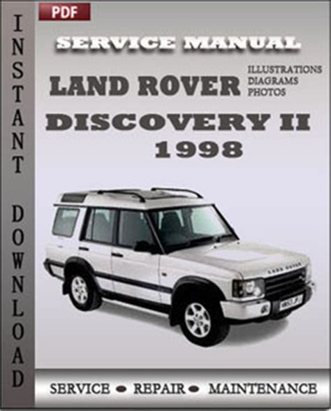 chilton car manuals free download 1998 land rover discovery security system service manual 1998 land rover discovery transmission