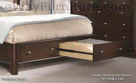 metropolitan bedroom furniture metropolitan mahogany storage platform sleigh bed bedroom set
