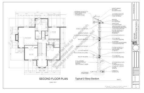 construction house plans h212 country 2 story porch house plan blueprints