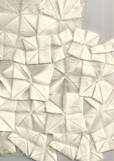 origami materials origami fabric manipulation