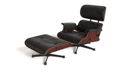 Eames Chair Ottoman by Eames Lounge Chair With Ottoman Flyingarchitecture