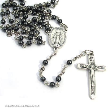 rosary for bead korner st francis rosary chaplet and rosary