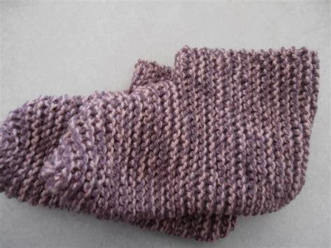 Knit Booties Allfreeknitting
