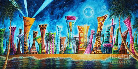 paint nite duncan related keywords suggestions for cityscape painting