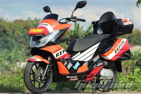 Bengkel Modifikasi Motor by Bengkel Modifikasi Motor Honda Pcx