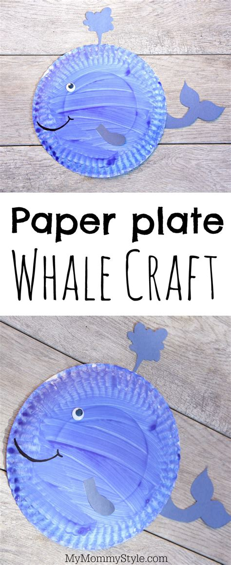 walrus paper plate craft paper plate walrus craft my style