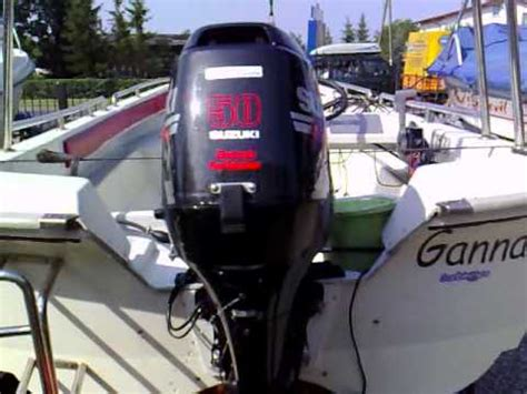 Suzuki 50 Hp Outboard by Suzuki 50 Hp Outboard Motor 2010r Four Stroke 4 Suw