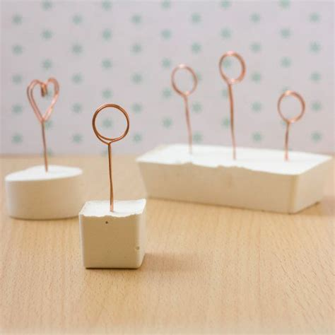 how to make place card holders the world s catalog of ideas