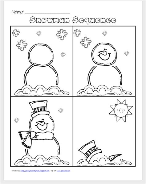 picture books for sequencing winter mini book easybee speech therapy stories and