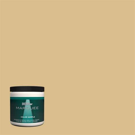 behr paint color honey behr marquee 8 oz mq2 18 honey tea interior exterior
