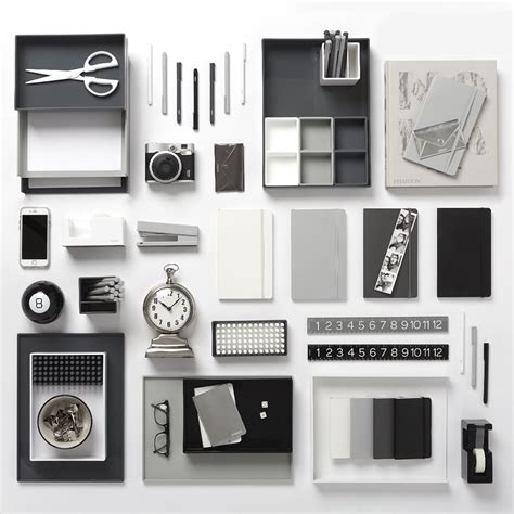 office supplies for desk new poppin gray desk accessories cool and modern