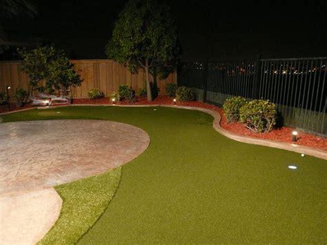 backyard mini golf backyard mini golf course for the yard