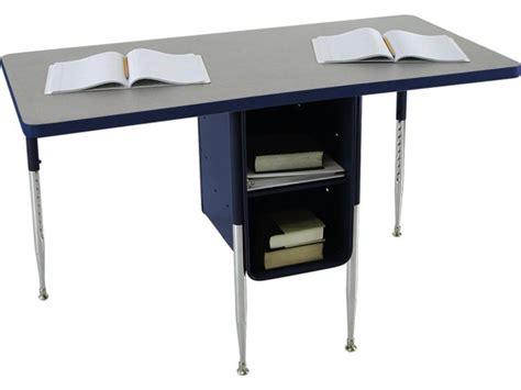 student school desk adjustable height school desk 24 quot x48 quot student desks