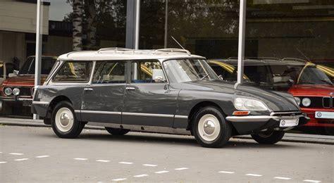 Ds Citroen by Oh Mon Dieu 1969 Citroen Ds 20 Wagon For Sale