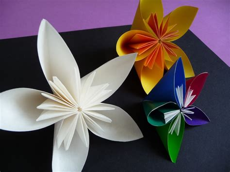 beautiful origami flower origami flower artclubblog