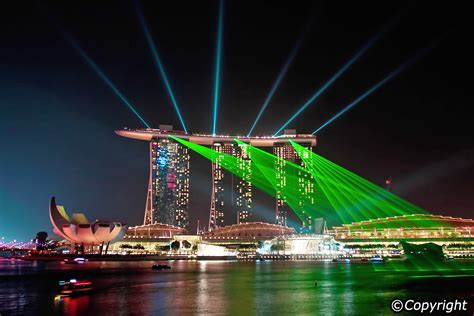 best lights show three great light shows in singapore evening sound and