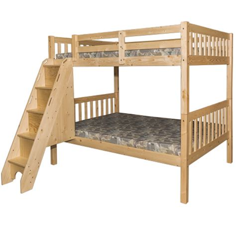 bunk beds with stairs free plans for bunk beds with stairs custom house