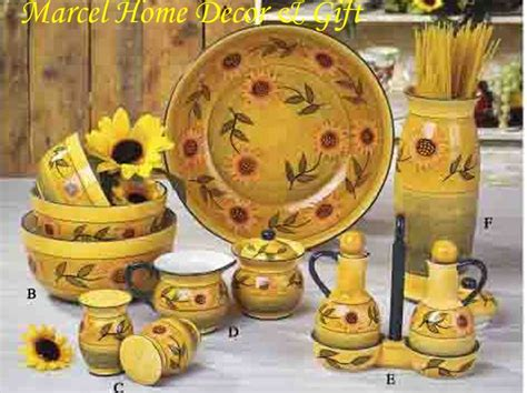 sunflower home decor 24 best images about for the kitchen on