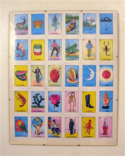 how to make loteria cards 11 15 07 loteria cards blogtography