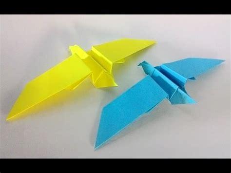 origami seagull how to make an origami seagull 折り紙 簡単 かもめの折り方 doovi