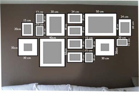 comment agencer ses tableaux au mur drawer