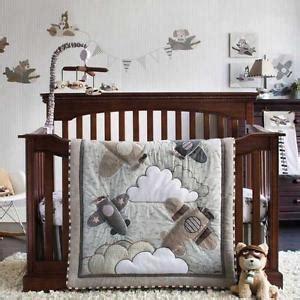 helicopter crib bedding airplane crib bedding ebay