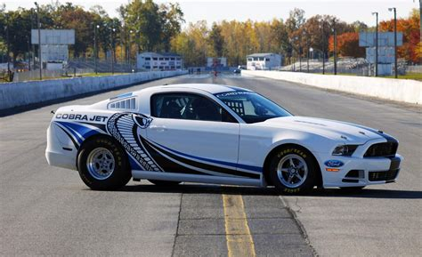 Ford Mustang Cobra Jet by 2014 Ford Cobra Jet Announced With New Colors Autosexclusive