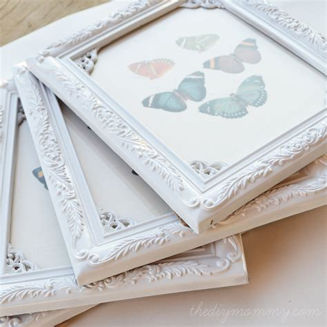 shabby chic picture frames diy diy shabby chic picture frames frame design reviews