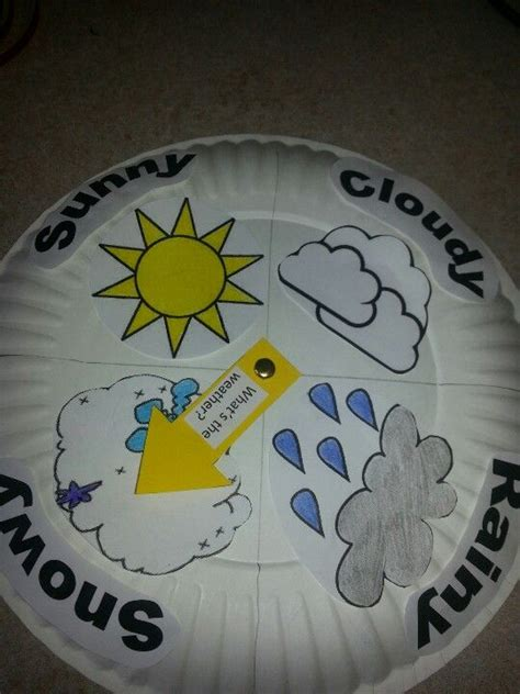 weather craft for 17 best images about weather crafts on seasons