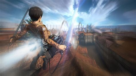 attack on titan attack on titan gameplay details and high res screenshots