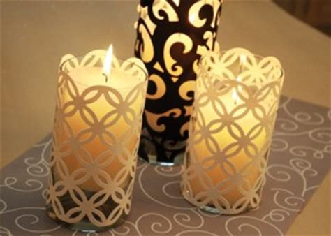 pre punched craft paper pre punched papers for votives