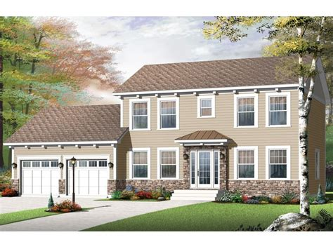 colonial house plans two story colonial home plan 027h 0340 at thehouseplanshop