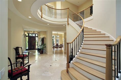 Bathroom Renovator by Amazing Luxury Foyer Design Ideas Photos With Staircases