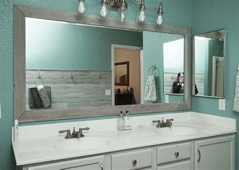frame around bathroom mirror best 25 diy bathroom mirrors ideas on diy