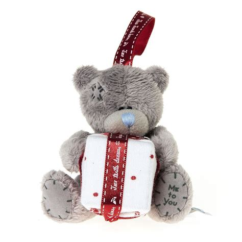 teddy tree ornaments me to you decorations tree and ornaments