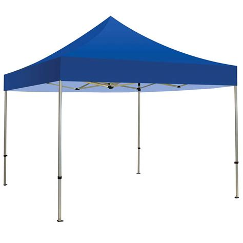 Canupy Content by Casita 10 Ft Stock Blue Canopy Blank Package Frame Top
