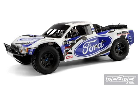 Ford Rc Car by Rc Rc Car News 187 Hpi Ford F 150 Desert Truck
