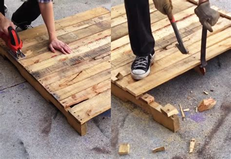 wooden pallet craft projects diy pallet wood sign diy