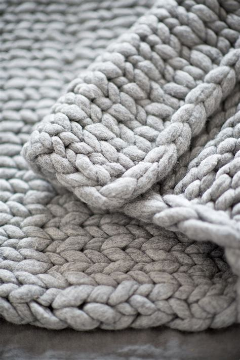 knitting with roving wool diy knit a chunky blanket from wool roving for