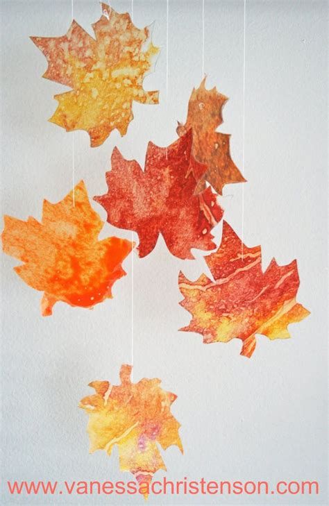 craft projects with leaves hello wonderful 10 festive fall projects for