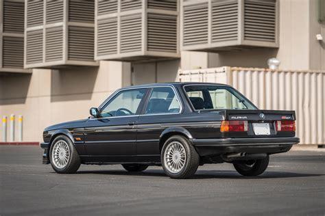 Bmw E30 by 1986 Bmw E30 Alpina B6