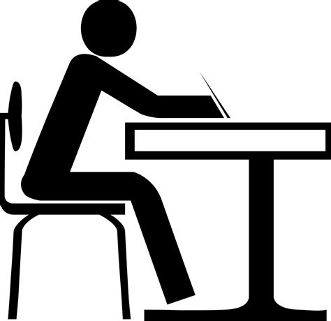 student in desk clipart student in desk clipart cliparts and others inspiration